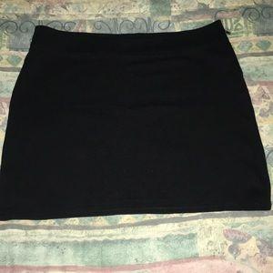 Blk skirt